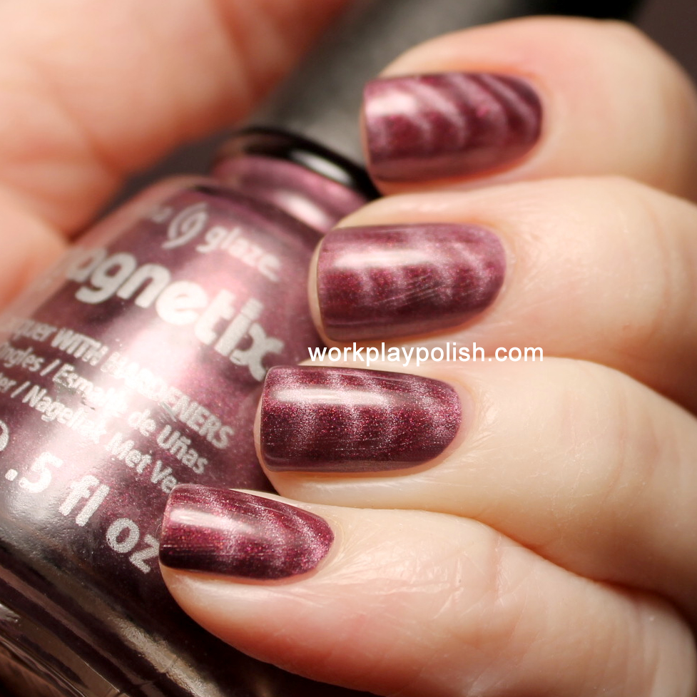 China Glaze Magnetix Drawn to You