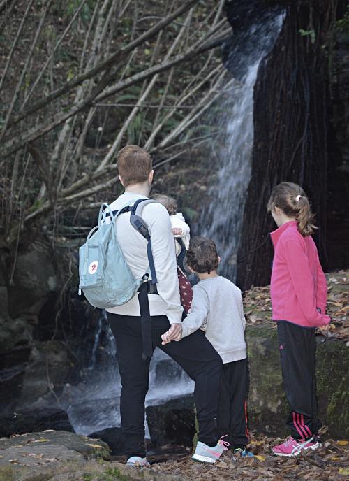 plan en familia senderismo con ninos ruta rio eifonso vigo bembrive