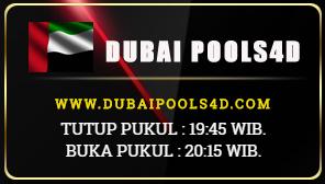 PREDIKSI DUBAI POOLS HARI RABU 18 APRIL 2018