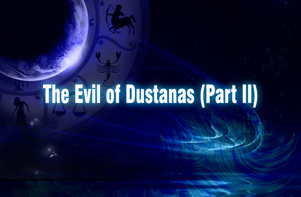 The Evil of Dustanas (Part II)