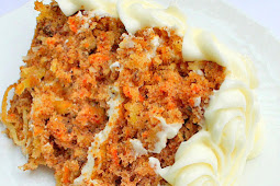 CARROT CAKE SCRATCH RECIPE