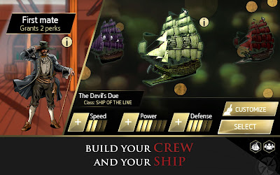 Assassin's Creed Pirates v2.8.0 Mod Apk Mod Unlocked