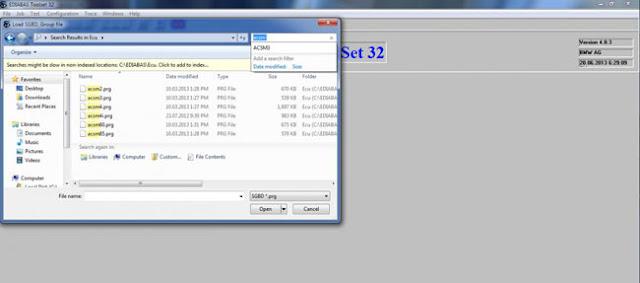 fichier module AIRBAG