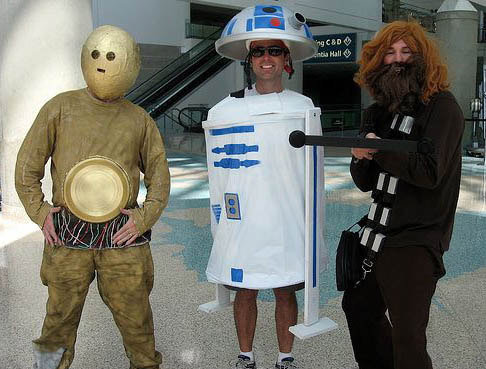 budget star wars cosplay costumes