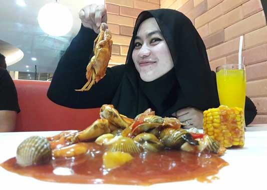 seafood crab 1818