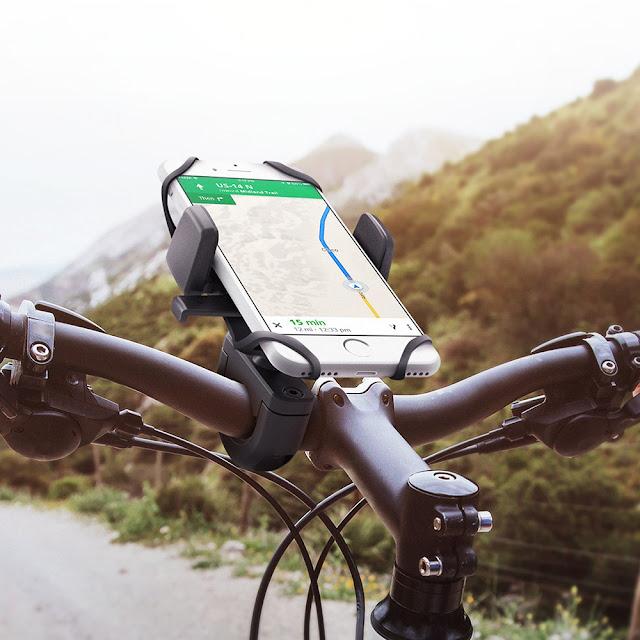 Uchwyt na telefon do roweru - jaki wybrać?