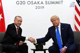 Erdogan - Trump