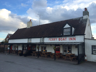 Ferry Boat Inn, Felixstowe, Suffolk