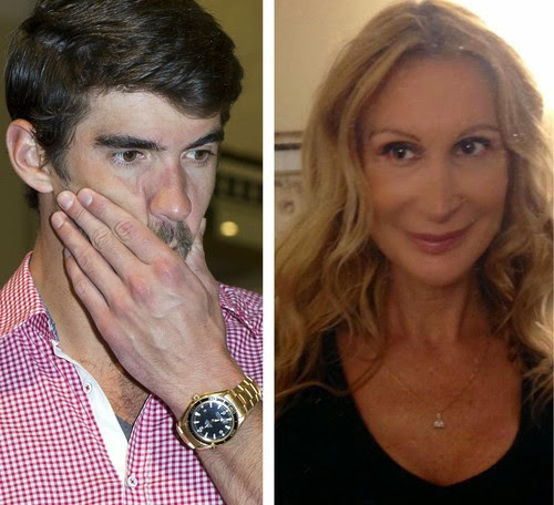 Alleged affair unpacks | Michael Phelps: His lover was once a man