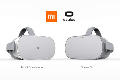 mi vs standalone with oculus go