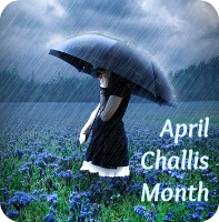 April Challis Month