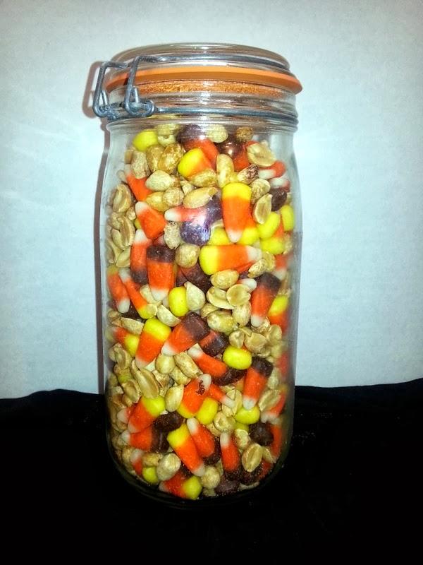 Candy Corn Amp Peanuts Snack Mix Intelligent Domestications