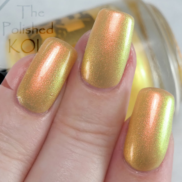 Bee's Knees Lacquer - Light It Up