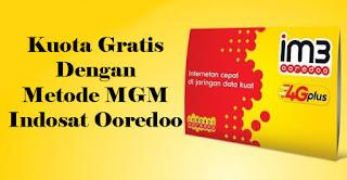 Cara Mendapatkan Kode Unik MGM Indosat