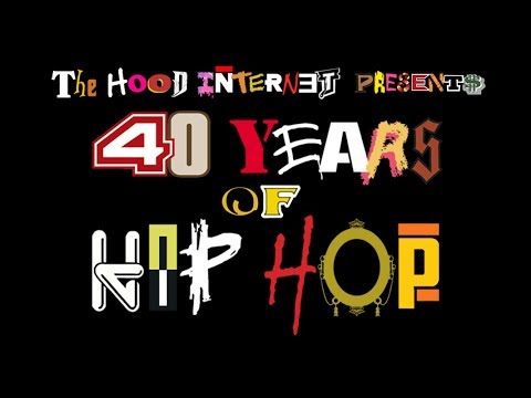 40 Years of Hip Hop in 4 Minutes (Music Mashup)