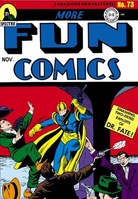 More Fun Comics (1935) #73 Cover