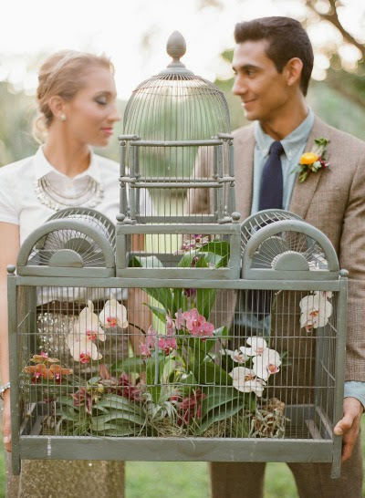 Una boda intima cargada de estilo y romanticismo