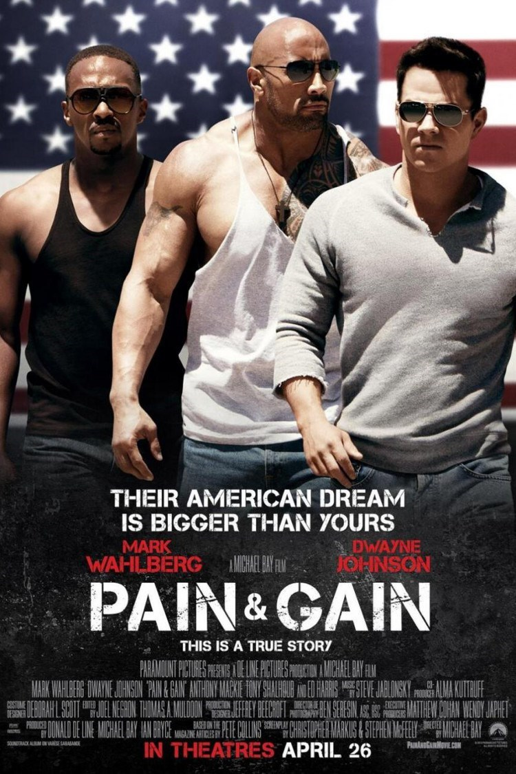Pain & Gain 2013 - Full (HD)
