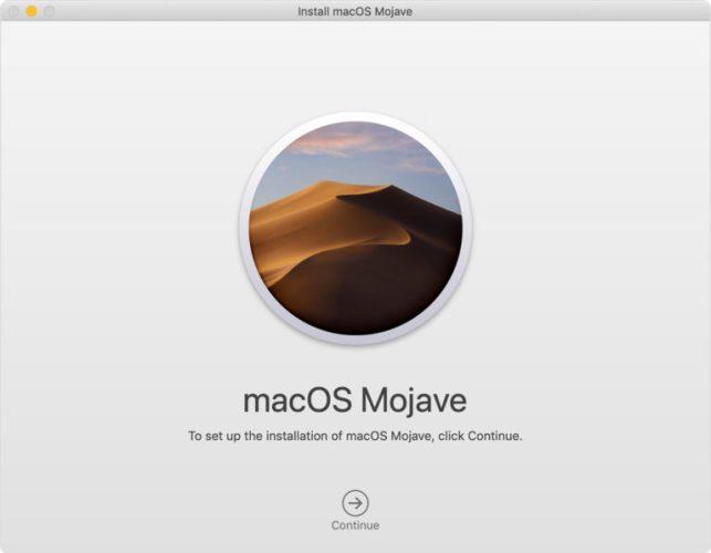 MacOS Mojave 10.14 Standalone Offline Installer for| Mac OS X  logo