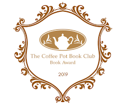 The Coffee Pot Book Club Book Award.