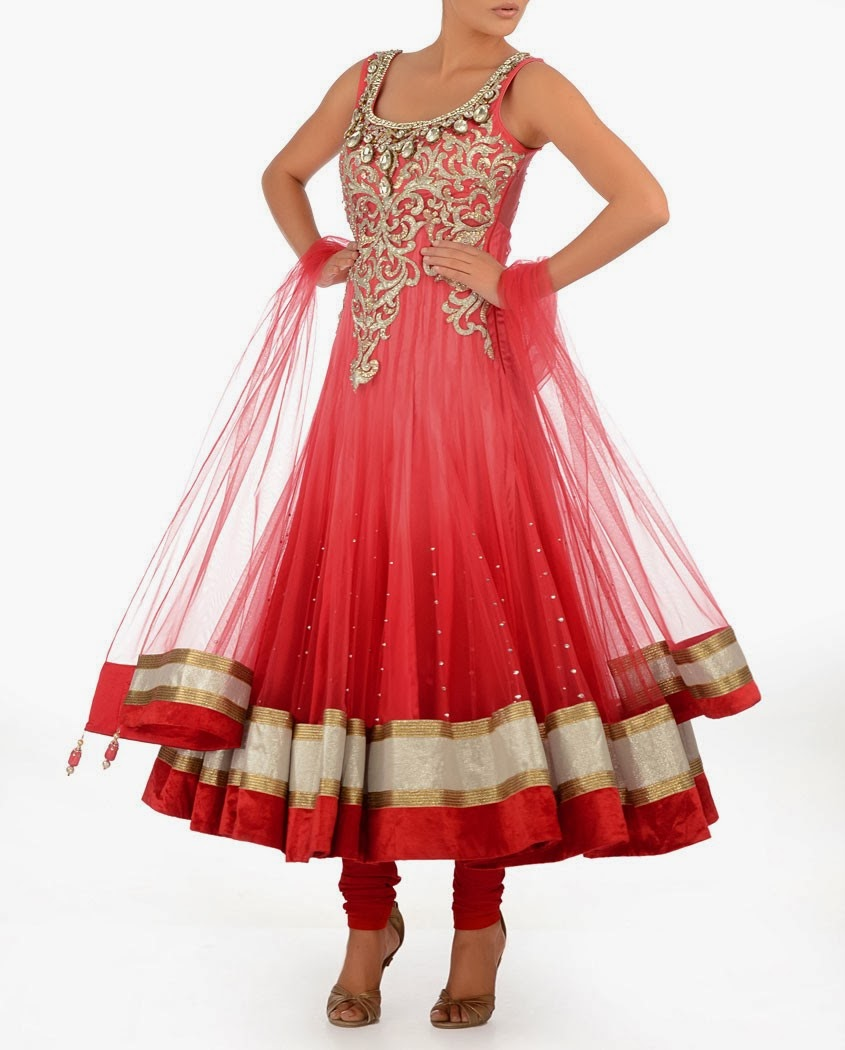 Asian Wedding Dress Designers 52