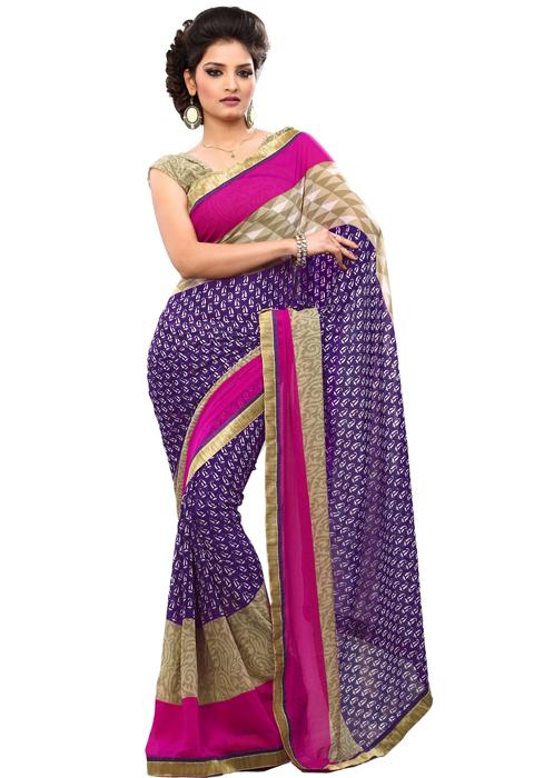 jual baju sari india modern