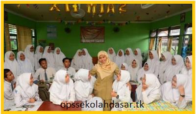 Download Perangkat Pembelajaran Kurikulum 2013 Kelas 1 SD/MI (Opssekolah Dasar)