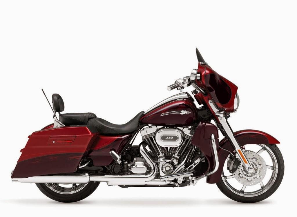 Harley-Davidson Street Glide Wallpaper