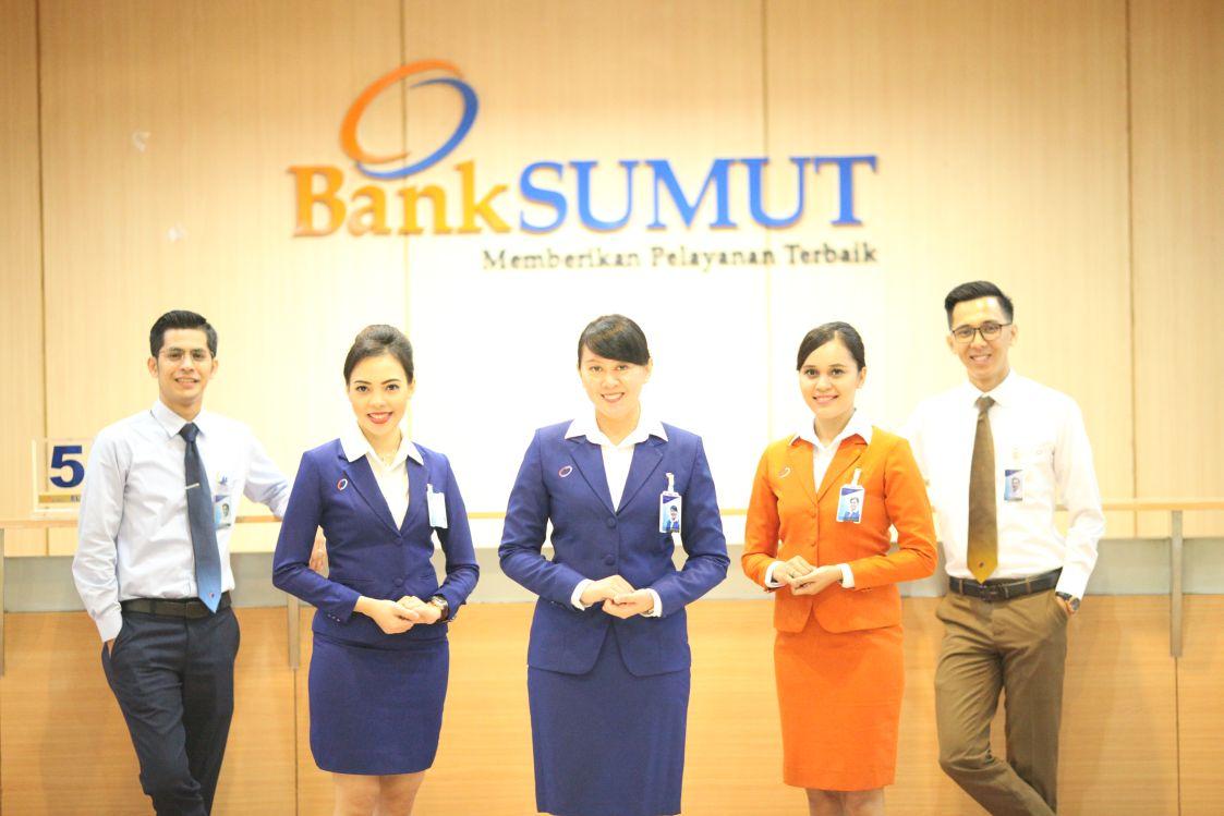 Penerimaan Pegawai Frontliner PT. Bank Sumut