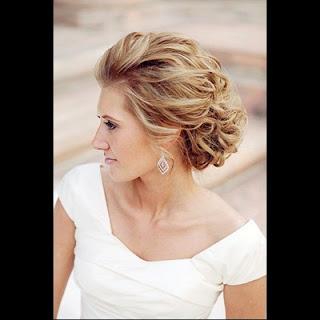 Model Rambut Yang Cocok Untuk Perempuan, Model Rambut Updo