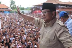Prabowo Subianto Ingin Wakafkan Hidup Untuk Berbakti kepada Bangsa dan Negara
