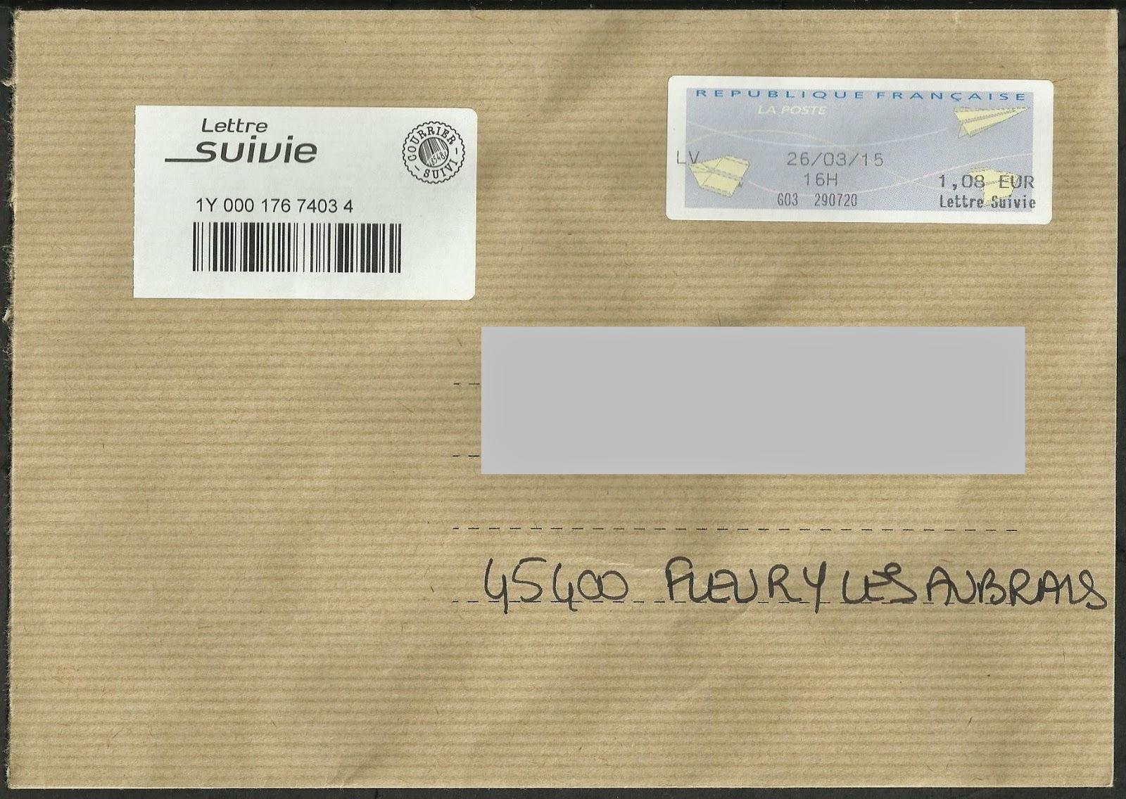 lettre suivie LES NEWS DU PHOSPHO: MOG et Lettre suivie lettre suivie