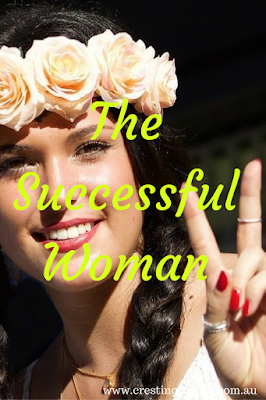 what makes a woman successful? It's not what we have been led to believe