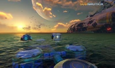 Subnautica Underwater Survival PS4