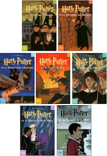 Les 7 tomes de Harry Potter