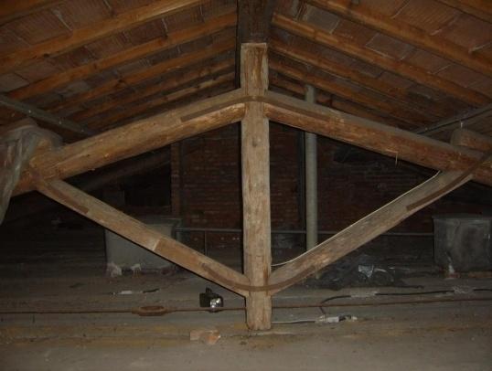 Il legno negli edifici storici - Ingegneria e dintorni