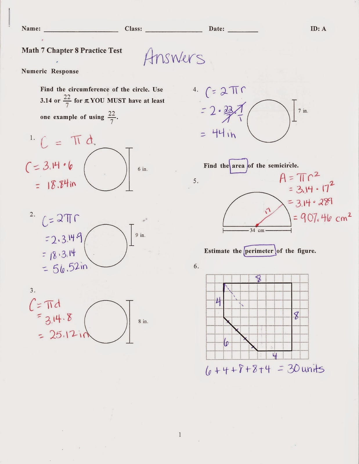 Ms Jean S Classroom Blog Math 7 Chapter 8 Practice Test Answers