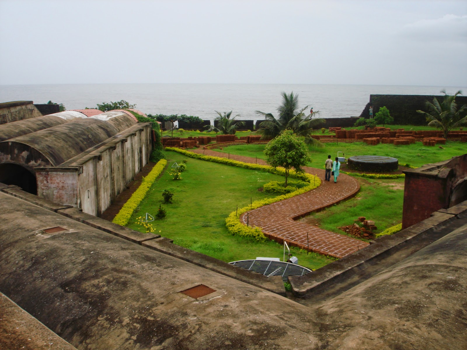 Tellicherry Fort