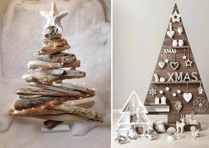 Новогодняя елка своими руками: 30 оригинальных идей - IVOREE