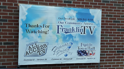 Franklin TV, located at 23 Hutchinson St