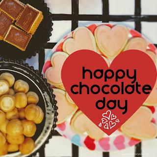 27 Delicious #HAPPYCHOCOLATEDAY PICS to send your lover
