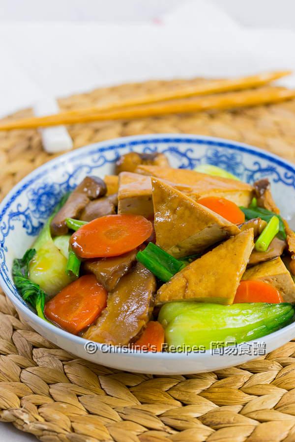 Braised Tofu03