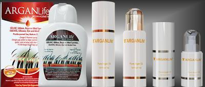 Arganlife Shampoo Argan Oil