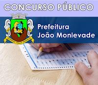 Apostila Prefeitura de João Monlevade MG 2016