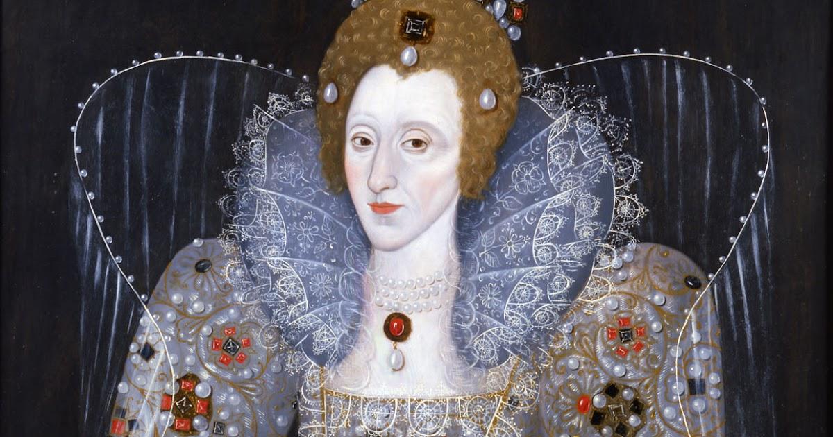 Un dermatólogo en el museo : Isabel I Tudor (y IV): un maquillaje peligroso