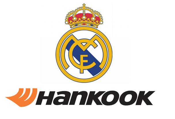 Hankook, nuevo patrocinador oficial del Real Madrid