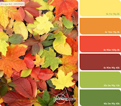 October colour inspiration