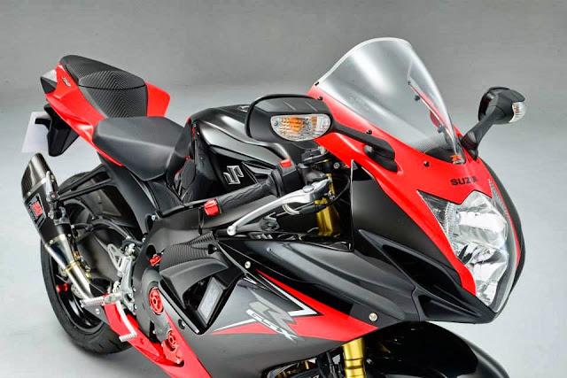 Suzuki GSX-R750 Yoshimura 2014 - Terhad 100 Unit Di Pasaran Dunia