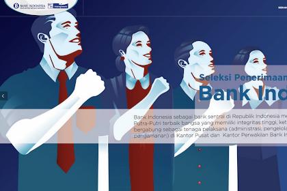 Lowongan Kerja Bank Indonesia (BI) Semua Lulusan