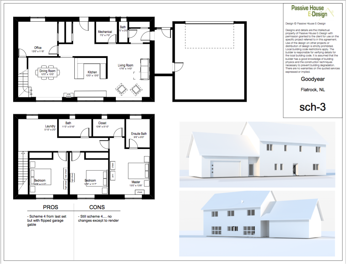 Floor Plans And Renderings